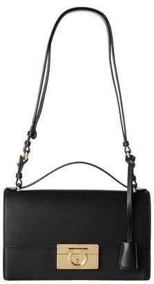Salvatore Ferragamo 21E099 Aileen Cross Body Handbags