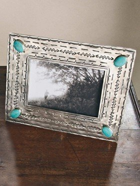 Pendleton German Silver Frame