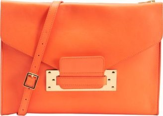 Sophie Hulme Crossbody Envelope Clutch