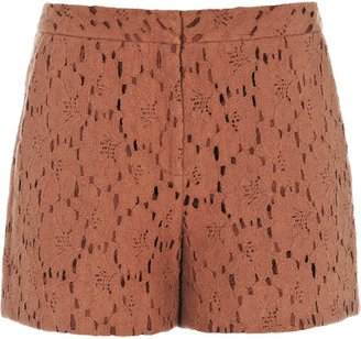 Reiss Emilly LACE SHORTS