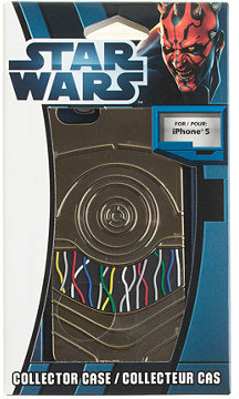 Star Wars C3PO case for iPhone® 5/5s