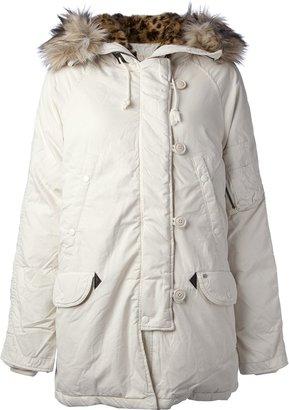 Denim & Supply Ralph Lauren 'Snorkel' padded jacket