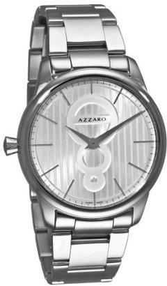 Azzaro Men's AZ2060.12SM.000 Legand Silver Dial Bracelet Watch