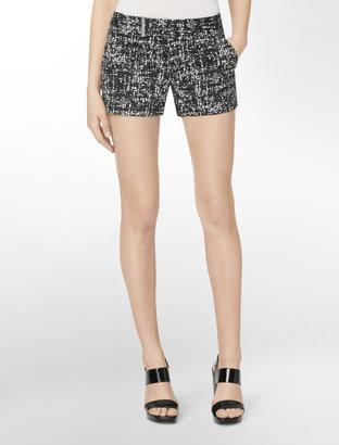 Calvin Klein Printed City Shorts