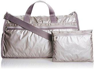 Le Sport Sac Large Weekender Handbag Travel Tote Handbag