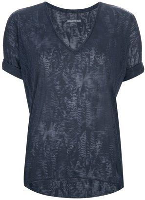Zadig & Voltaire 'Bonnie Burn' T-shirt