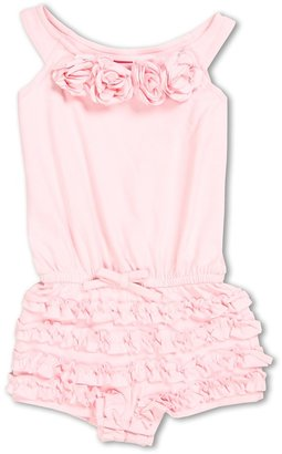 Kate Mack Romper (Toddler) (Pink) - Apparel