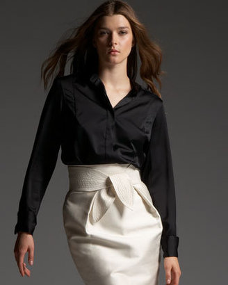 Stella McCartney Satin Shirt