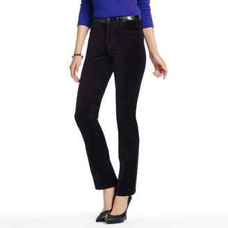 Jones New York The Straight Leg Jean in Velveteen (Petite)