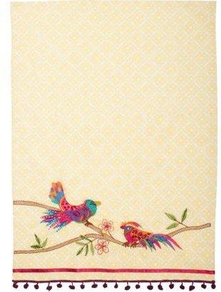 Sur La Table Singing Birds Vintage-Inspired Kitchen Towel