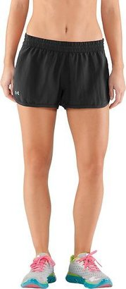 Under Armour Women's Perforated Great Escape Shorts Ii
