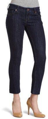 IT Jeans !iT Jeans Junior's Audrey Mid Rise Skinny Crop