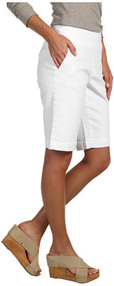 Jag Jeans Louie Pull-On Bermuda Short Colored Denim