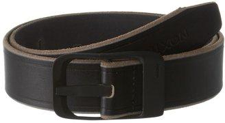 Nixon Victory Belt (Black) - Apparel