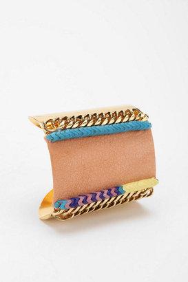 Lizzie Fortunato Sunshine Coast Cuff Bracelet
