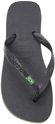 Havaianas The Basic Brasil Sandal in Black