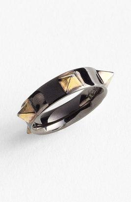 Tom Binns 'Protopunk' Stud Ring