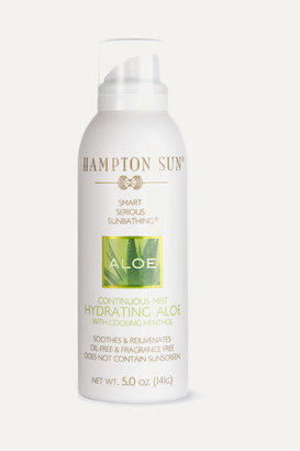 Hampton Sun Hydrating Aloe Continuous Mist, 5oz