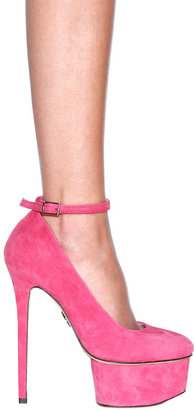 Singer22 Ankle Strap 6 Inch Pump - by Olcay Gulsen
