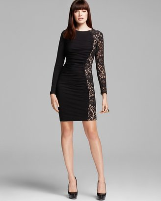 Cynthia Steffe Lace Side Dress - Jordana