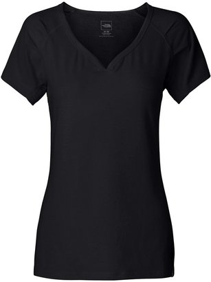 The North Face @Model.CurrentBrand.Name Dana T-Shirt - V-Neck, Short Sleeve (For Women)