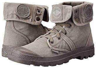 Palladium Pallabrouse Baggy (Titanium-High-Rise) Men's Lace-up Boots