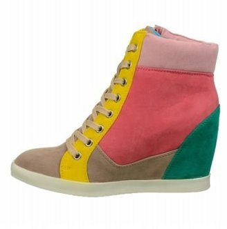Wanted Women's Highline Wedge Sneaker