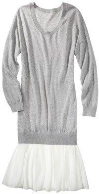 3.1 Phillip Lim for Target® Sweater Dress -Grey