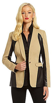 Antonio Melani Rocha Leather Jacket