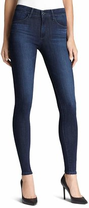 AG Jeans - Farrah High Rise Skinny in Brooks $168 thestylecure.com