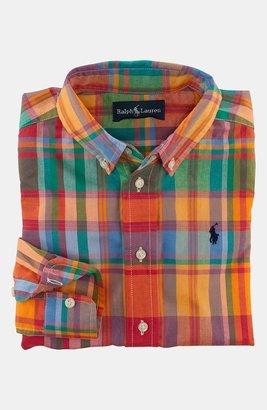Ralph Lauren Sport Shirt (Toddler)