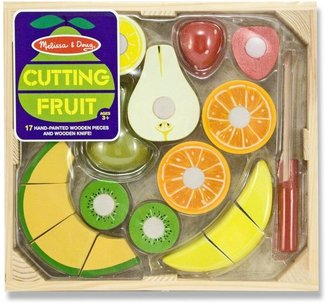 Melissa & Doug Cutting Fruit Crate