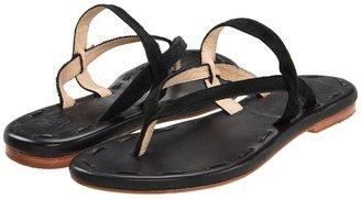 Matt Bernson The Love Sandal Pony (Black) - Footwear