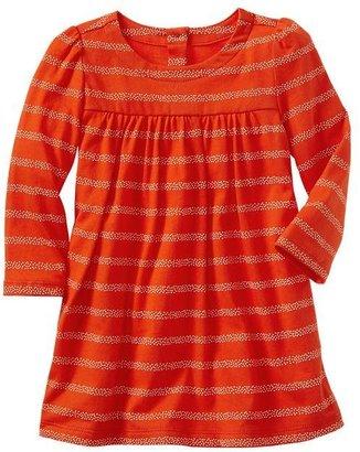 Gap Dot striped dress