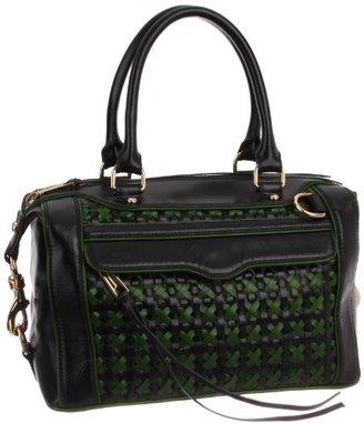 Rebecca Minkoff Mab Mini Weave Handbag