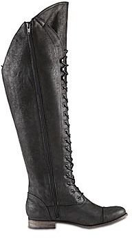 Call it SPRING Call It SpringTM Faloa Tall Lace-Up Boots