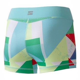 Women's FILA SPORT® Geometric Compression Shorts