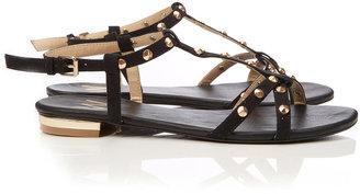 Wallis Black Sandal