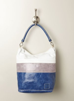 Plinio Visona Tri Color Hobo