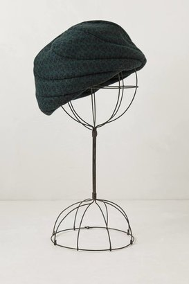 Anthropologie Sheena Spotted Beret