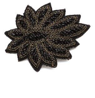 Deepa Gurnani Applique Crystal Hair Clip