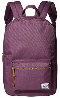 Herschel Settlement Mid-Volume (Light Grey Crosshatch) Backpack Bags