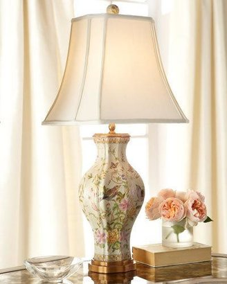 Birds in Bliss Table Lamp