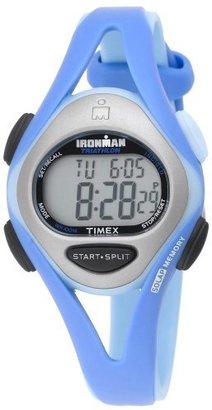 Timex Women's T5B721 Ironman Triathlon Sleek 50-Lap Watch $94.85 thestylecure.com