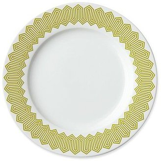 Jonathan Adler Charlotte Chevron Salad Plate