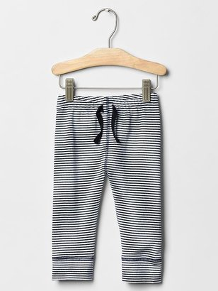Gap Favorite terry stripe pants