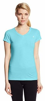 Champion Women's Powerflex Cotton Tee $7.66 thestylecure.com