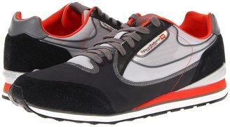 Diesel Aramis - 13 (Black/Silver) - Footwear