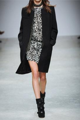 Isabel Marant Tania studded leather belt