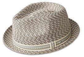 Bailey Of Hollywood Mannes Braided Teardrop Crown Hat